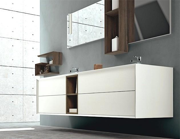 Puntotre mobili moduladue - Puntotre arredobagno ...