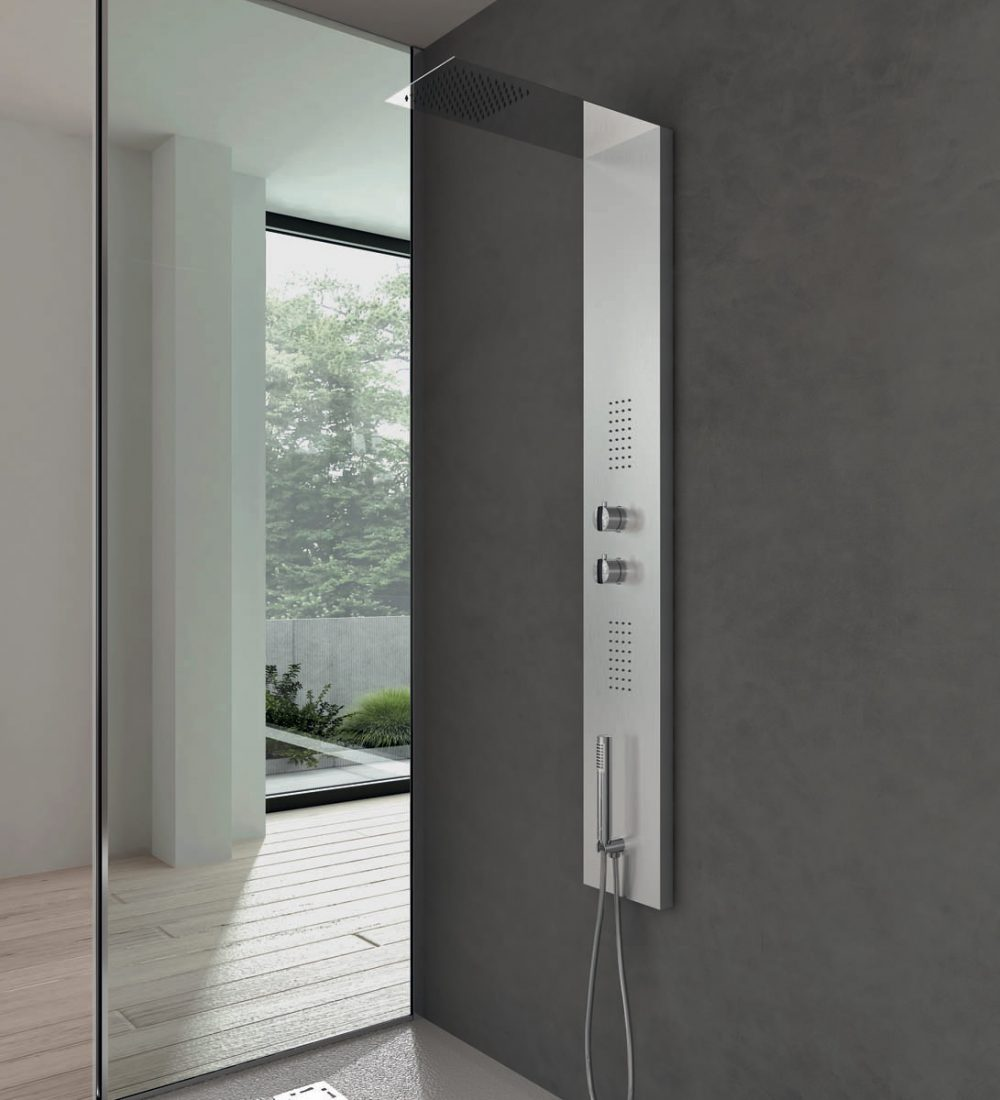 MILANO SHOWER PANEL