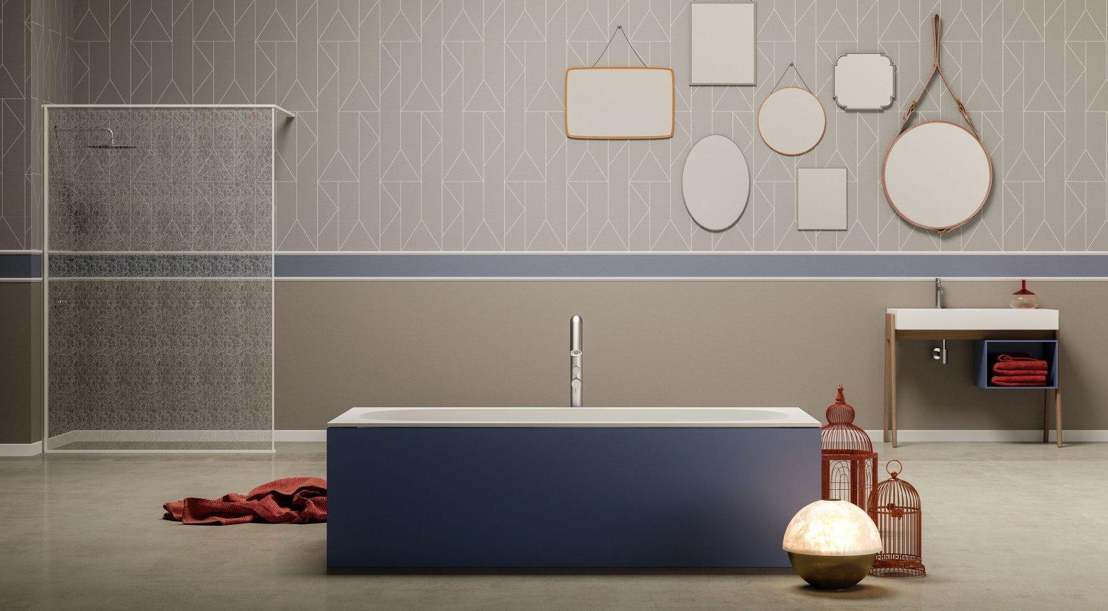 Vasche Da Bagno Blu Bleu Prezzi : Blubleu vasche freestanding