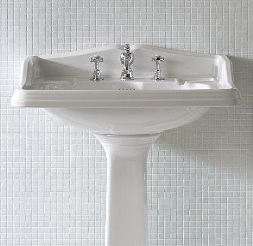 Lavabo bagno old england design per la casa - Sanitari bagno old england ...